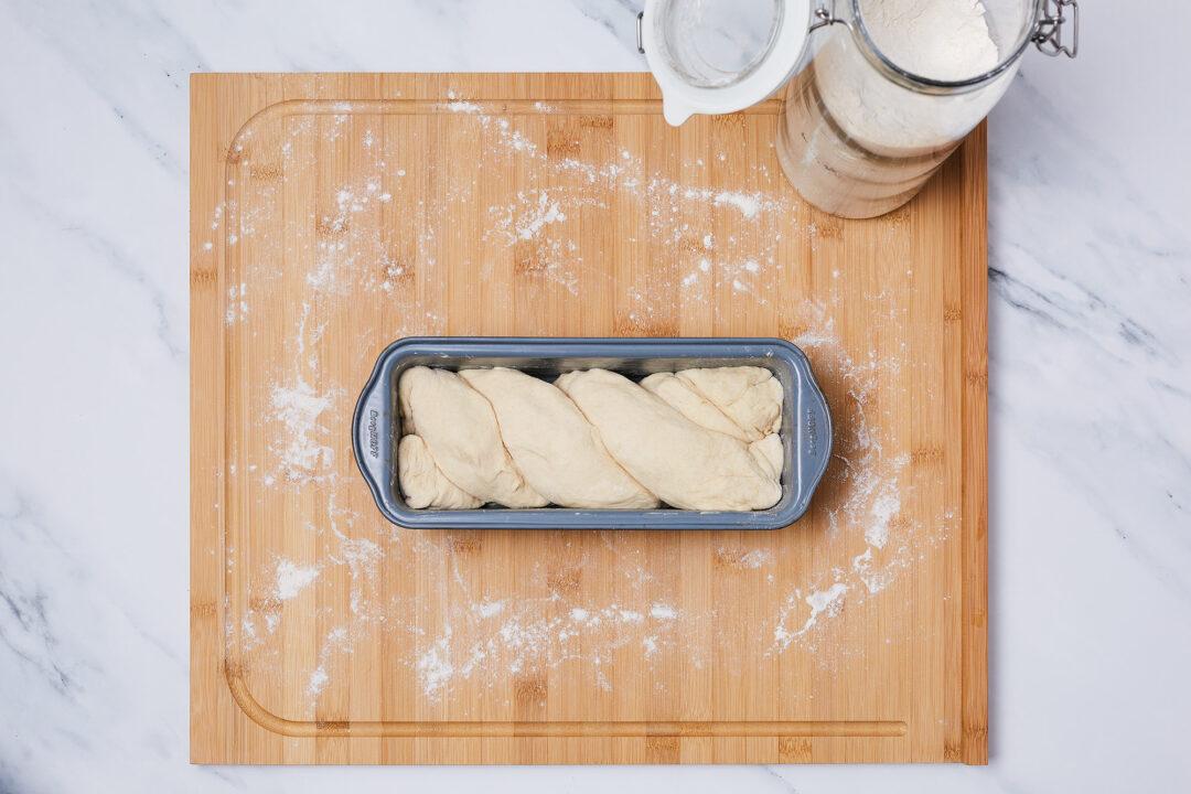 Kasten Toastbrot Herstellung Rezept leckerrecipe
