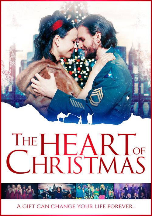 The Heart of Christmas Poster - Legacy Productions