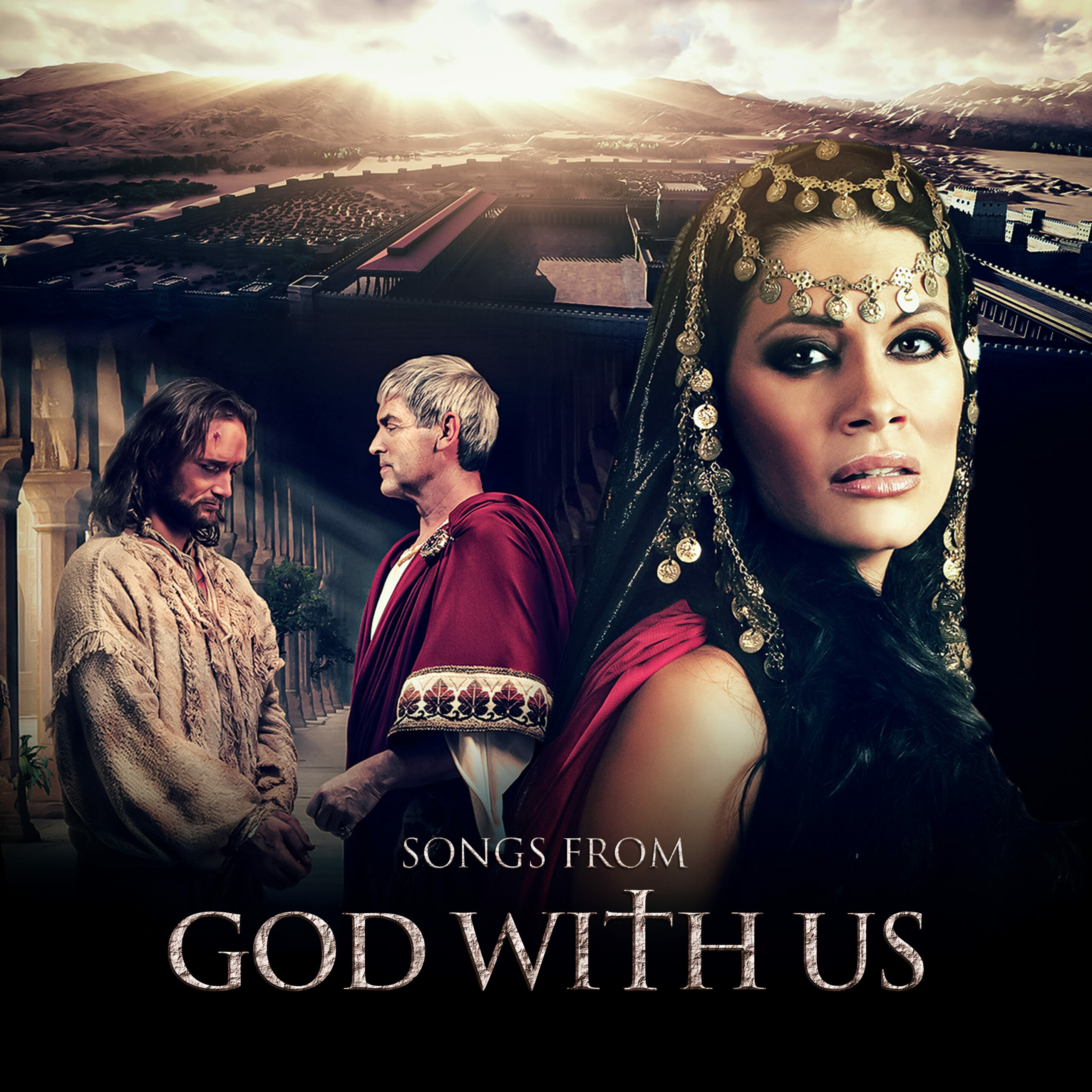 Songs from God With Us - Legacy Productions