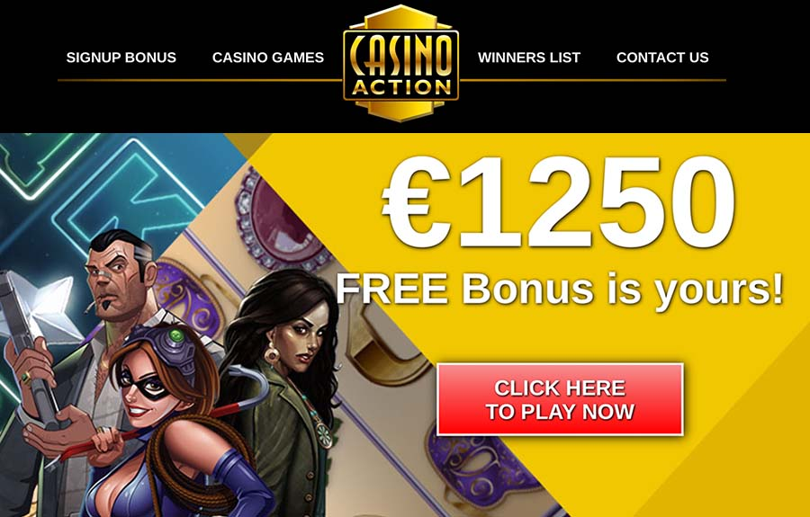 In Luxembourg, we recommend Casino Action