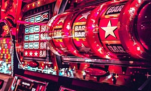 A slot machine that pays well