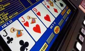 Video poker allows you to win a lot of money