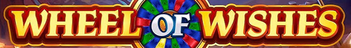 The Wheel of Wishes logo is the game's icon