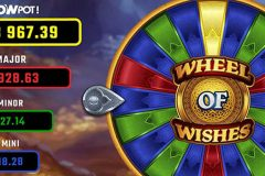 Casino Action to get Wheel of Wishes bonuses