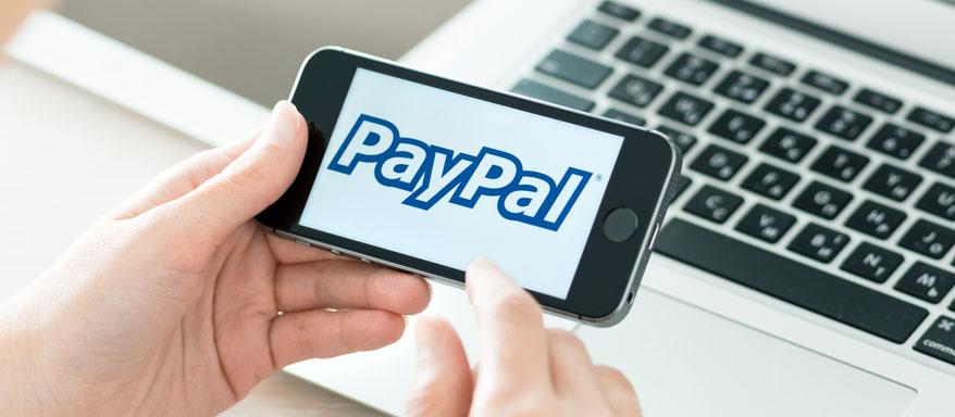 Bet online using an e-Wallet