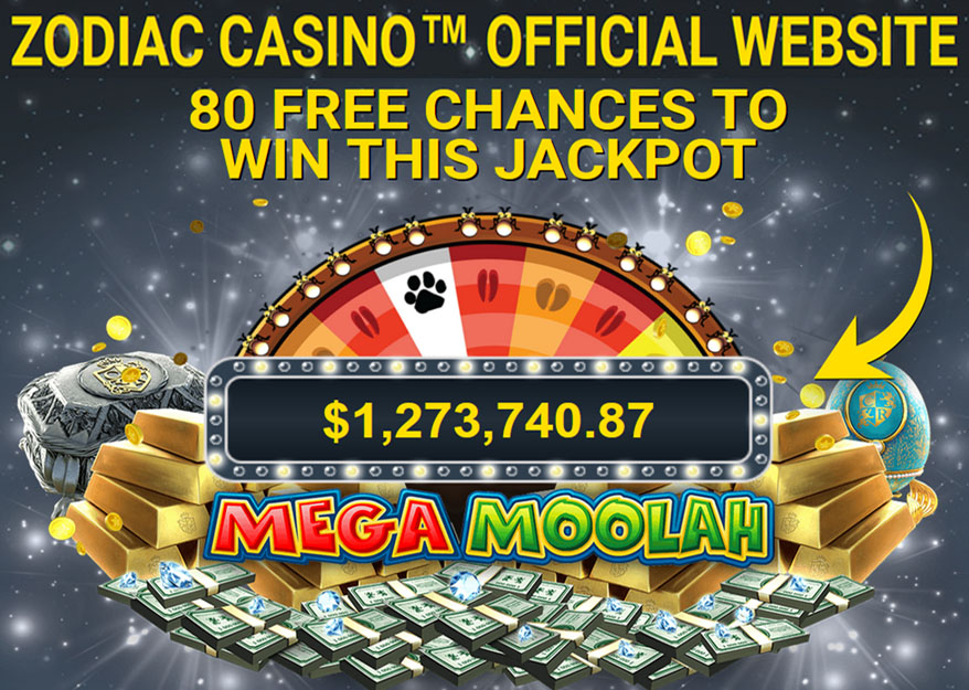 Win the Zodiac Casino Jackpot now