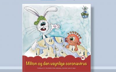 Milton og den usynlige coronavirus