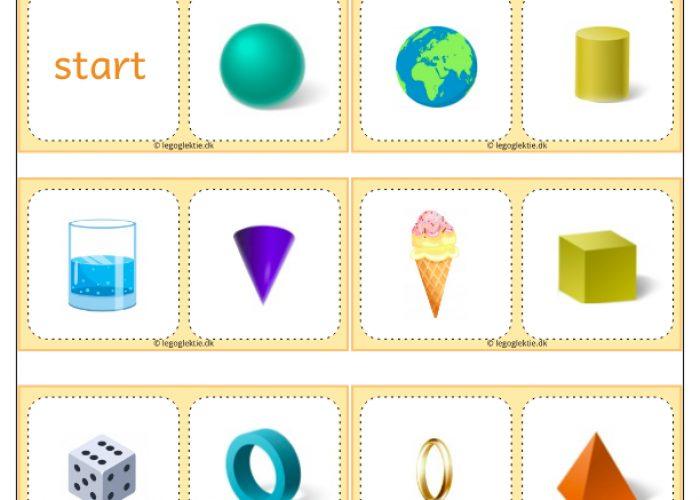 Domino med geometri-thumbnail