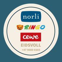 FB-logo Norli og Kozmos Eidsvoll (1)