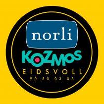 FB-logo Norli og Kozmos Eidsvoll