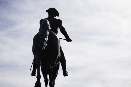 Den Amerikanske Revolusjon HISTORIE VG2-3  Sammendrag