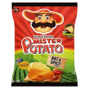 Chips Mister potato 75g