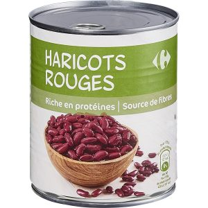 Haricots rouges CARREFOUR 800g