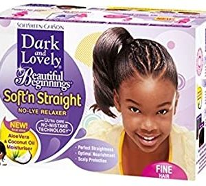 Défrisant sans soude DARK AND LOVELY KIDS