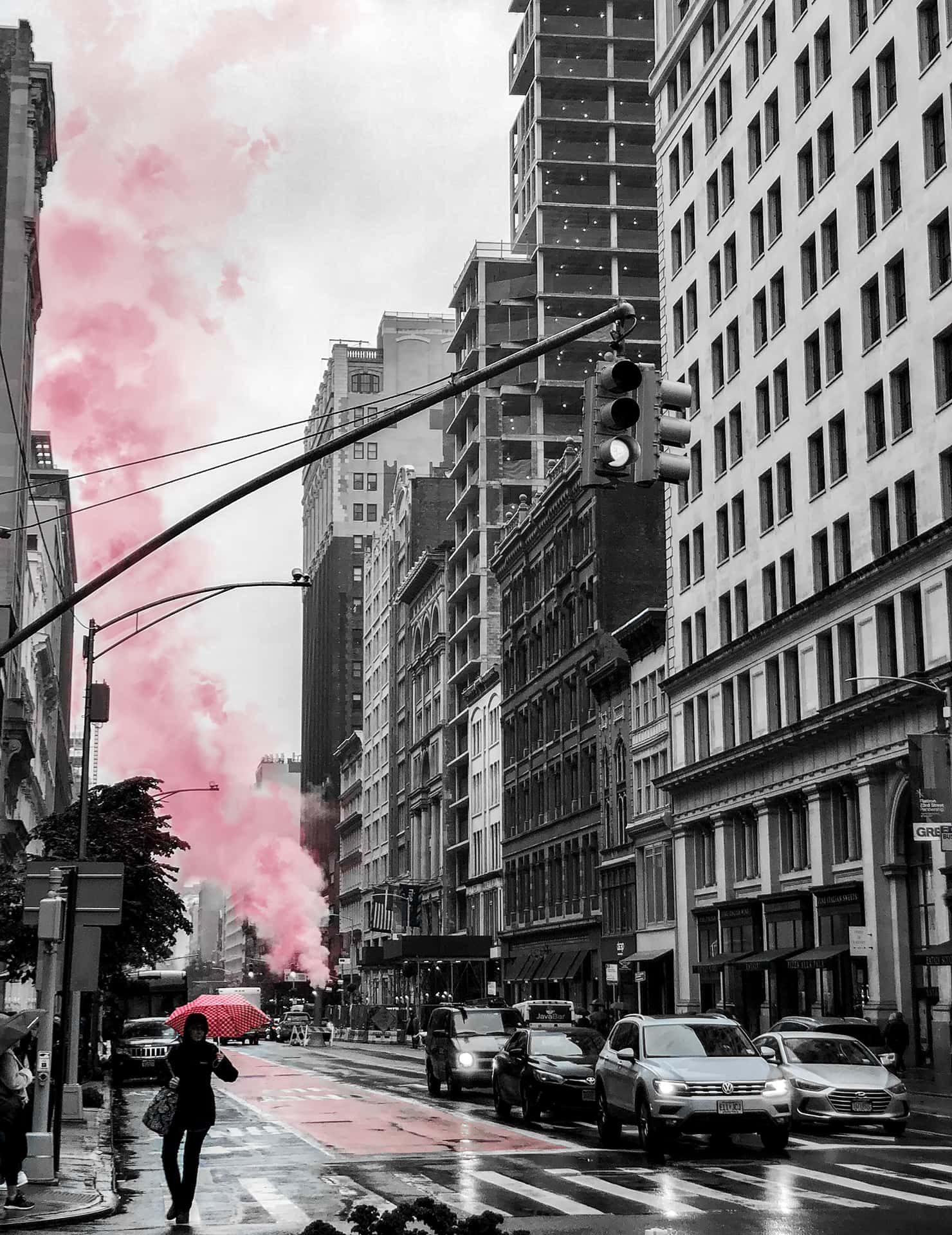 Pink - In a New York minute