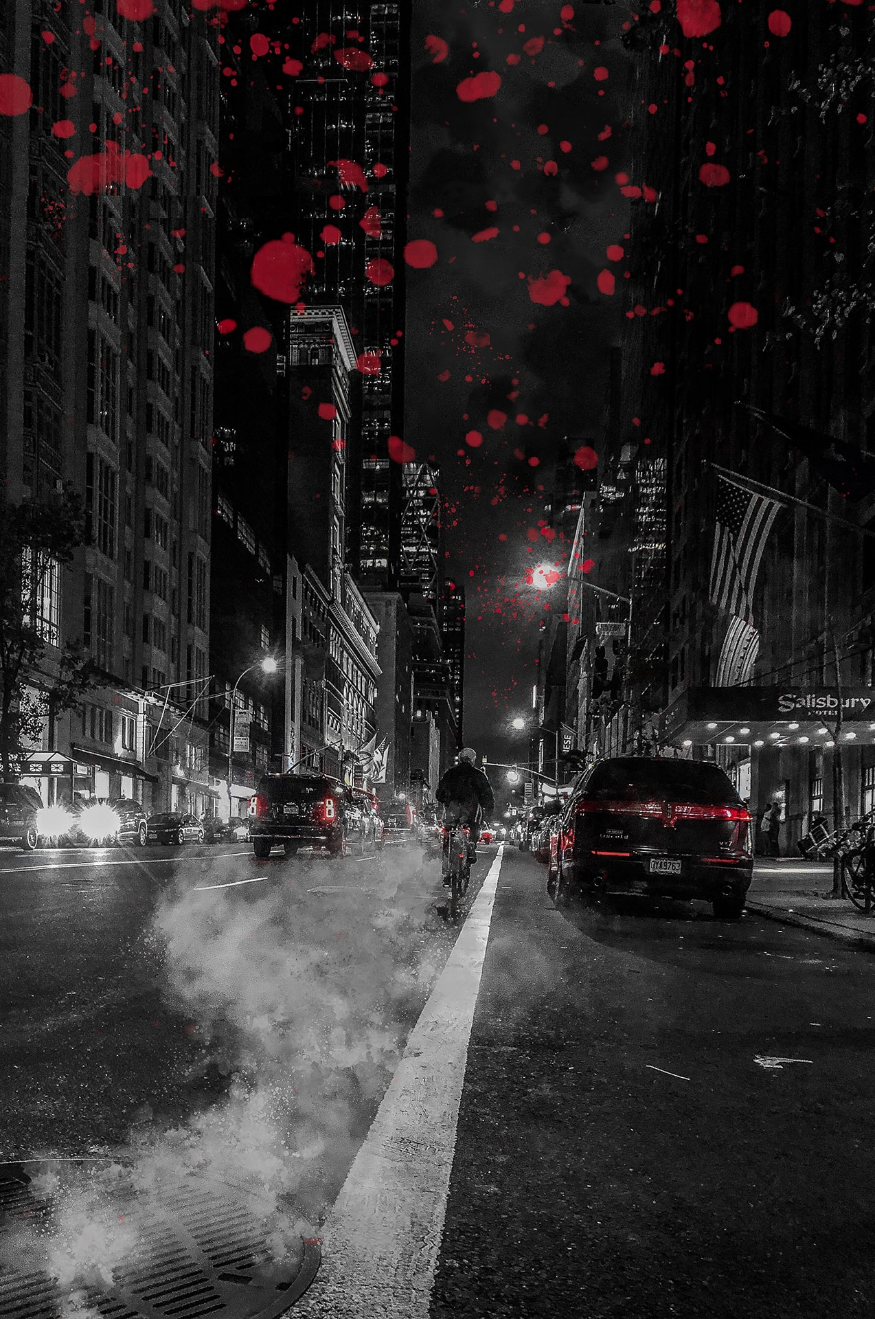 Red - In a New york minute
