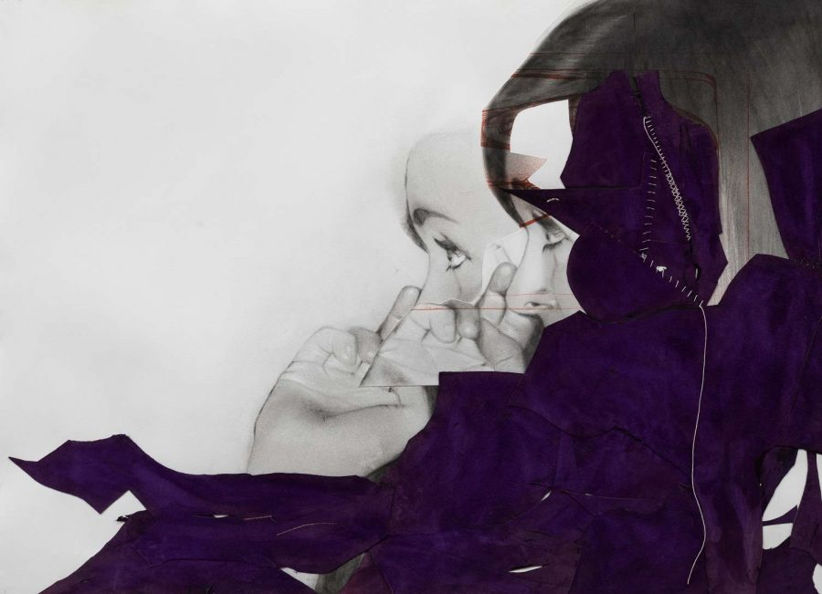 Christina Hamre: Min Søster i Spejlet