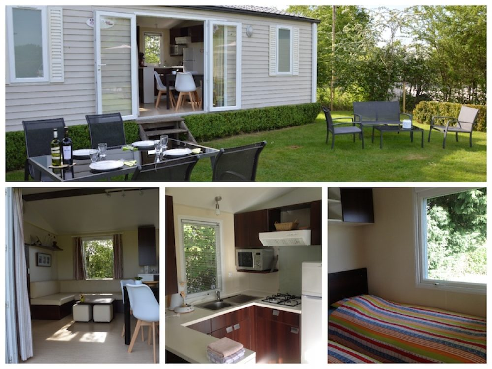 Glamping Cottage (2 tot 4 personen)