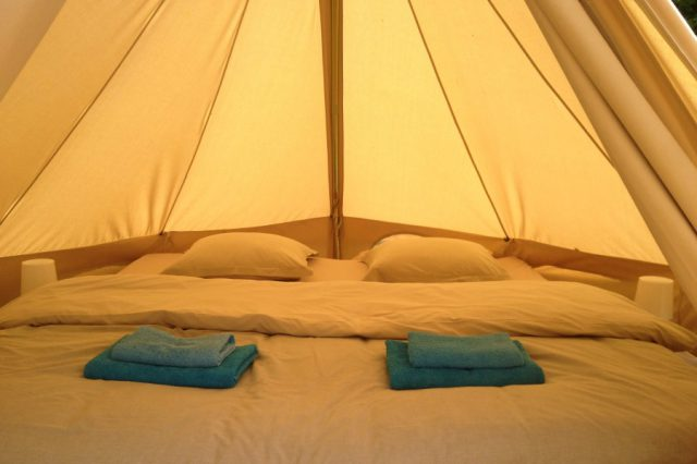 """Tente Glamping pour 2 - """"A rêver..."""""""