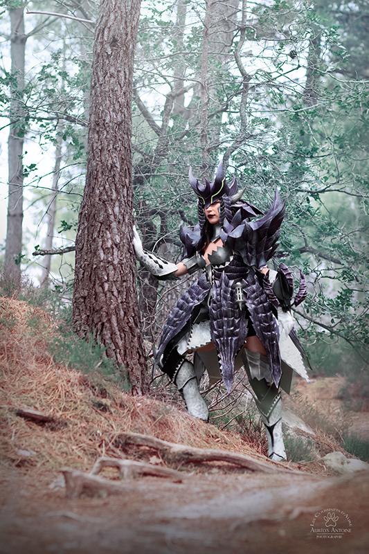 Cosplay Alatreon - @Nanaachii_cosplay