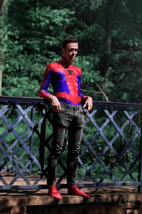 Cosplay Spiderman - @Ryo-joe_cosplay