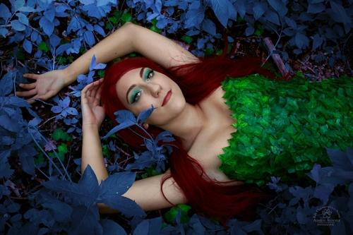 Cosplay Poison Ivy - @AelyneCosplay