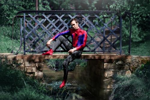 Cosplay Spiderman - @Ryo-joe-cosplay