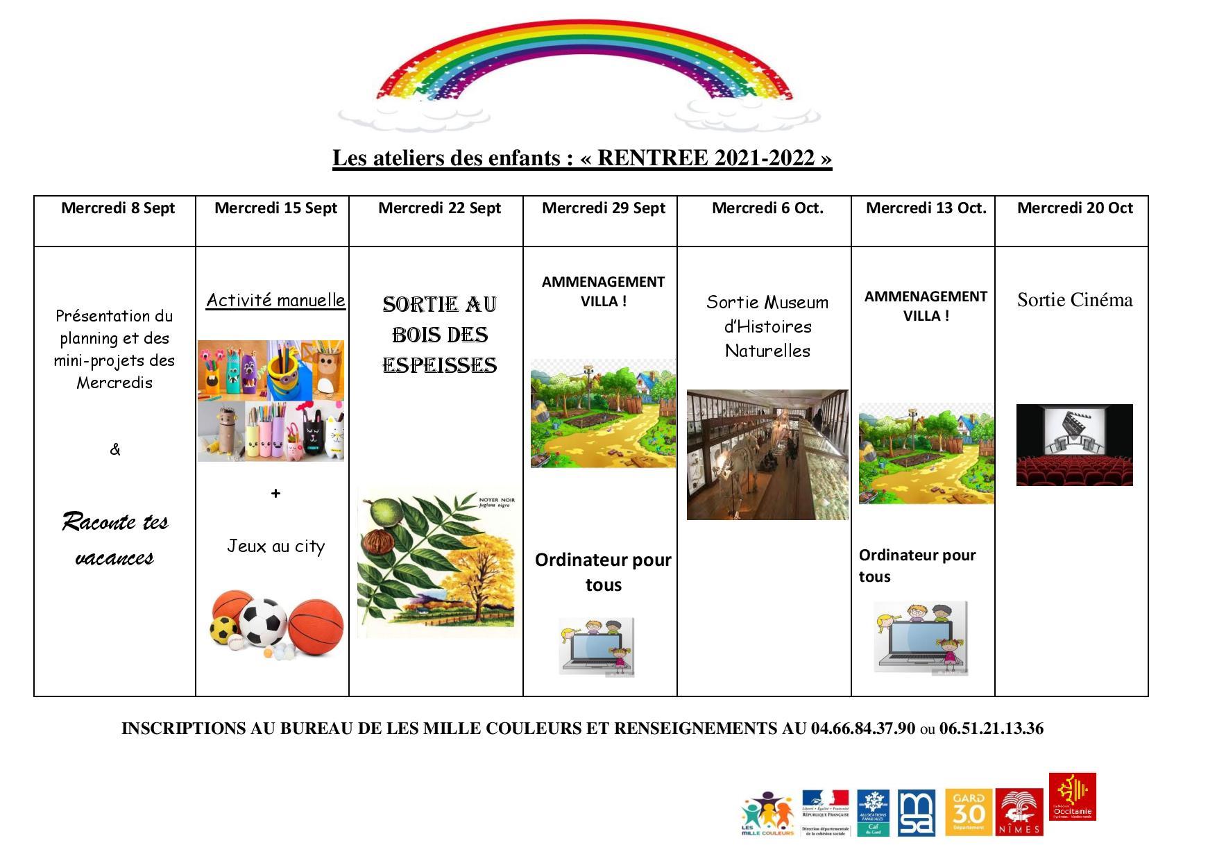 Les ateliers des enfants - Sept-Ocobre 2021-page-001