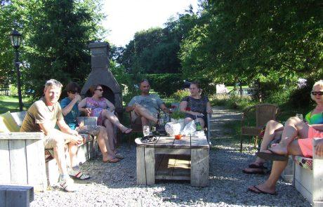 Gezellig samenzijn camping Le Soustran