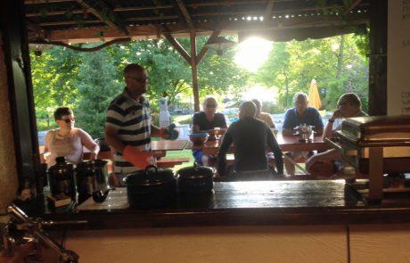 Bar camping Le Soustran