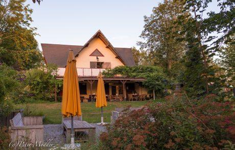 Camping Le Soustran terras