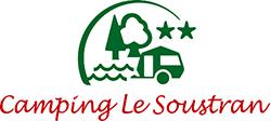 Camping le Soustran Logo