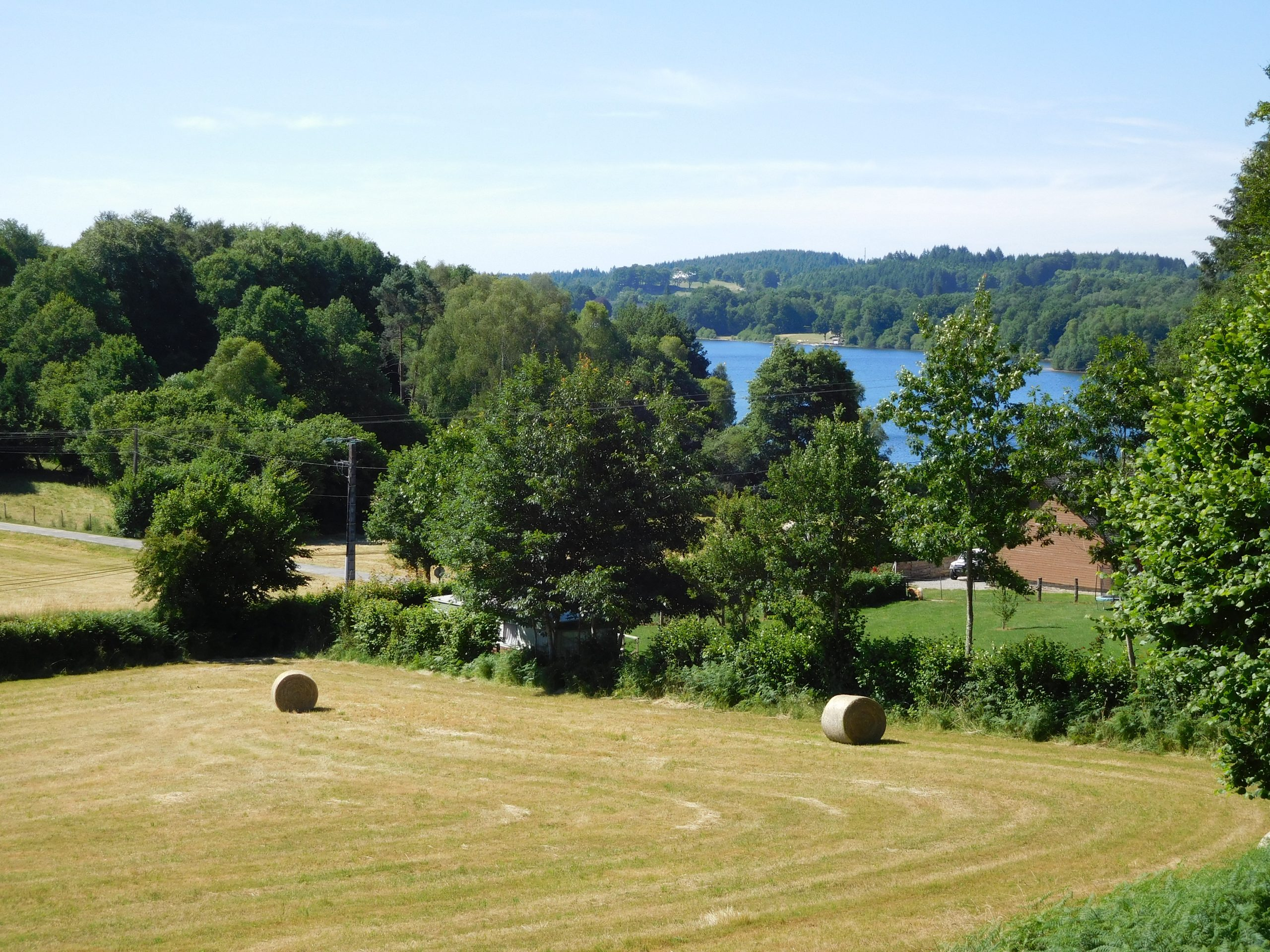 Omgeving camping Le Soustran