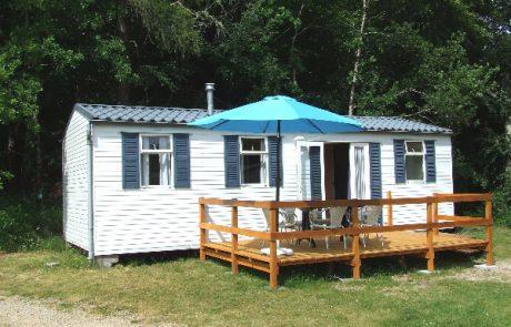 Mobile Home camping Le Soustran