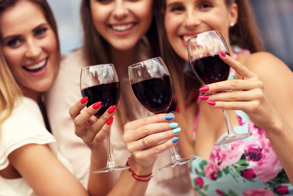 vriendinnen wijn mom eetcoach