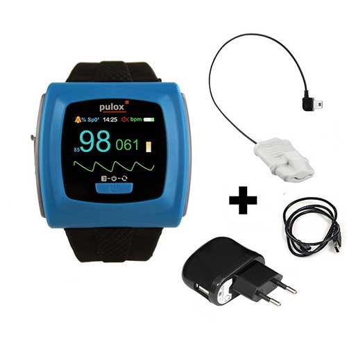 LetZHelp-PO-400-profi-armband-pulsoxymeter