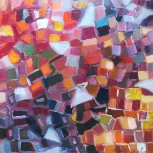 Mosaik oliemaleri