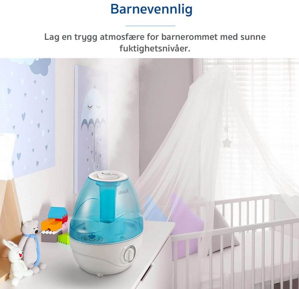luftfukter for barn
