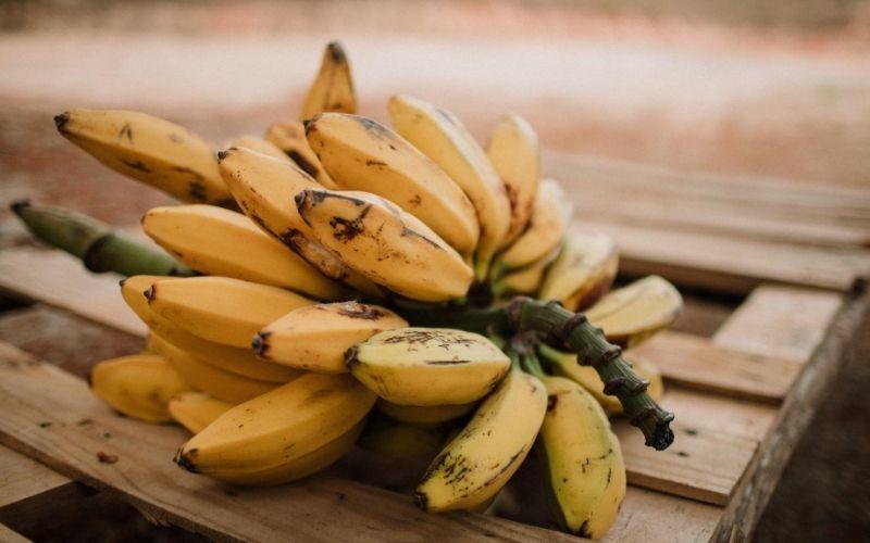 Feder bananer