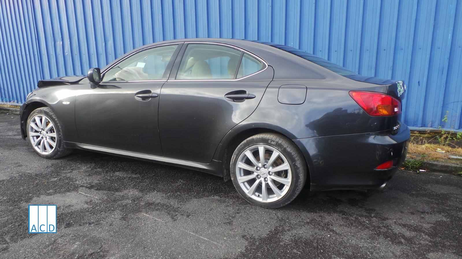 Lexus IS 250 SE 2.5L Petrol 6-Speed Automatic 2006
