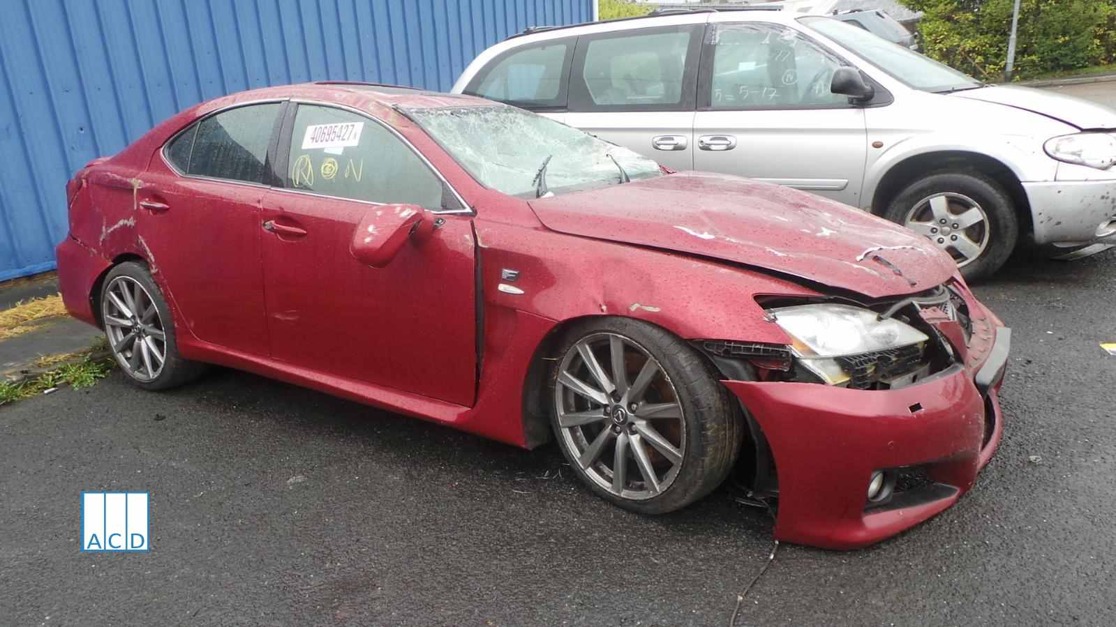 Lexus IS F Auto 5.0L Petrol Automatic 2008