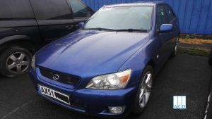 Lexus Used Parts IS200 SE Lexus IS200 SE 2.0L Petrol 6-speed manual 2002