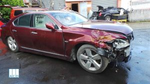 Lexus Breakers latest cars breaking for parts