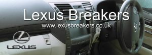 Lexus Breakers Used Lexus Parts