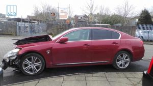 Lexus GS450H used parts