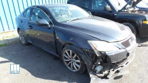 LEXUS IS250 SE used spares