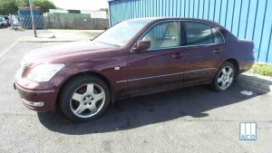 Lexus LS430 used parts