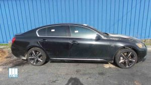 Lexus GS 450H SE used parts