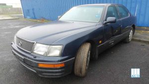 LEXUS LS400 used parts