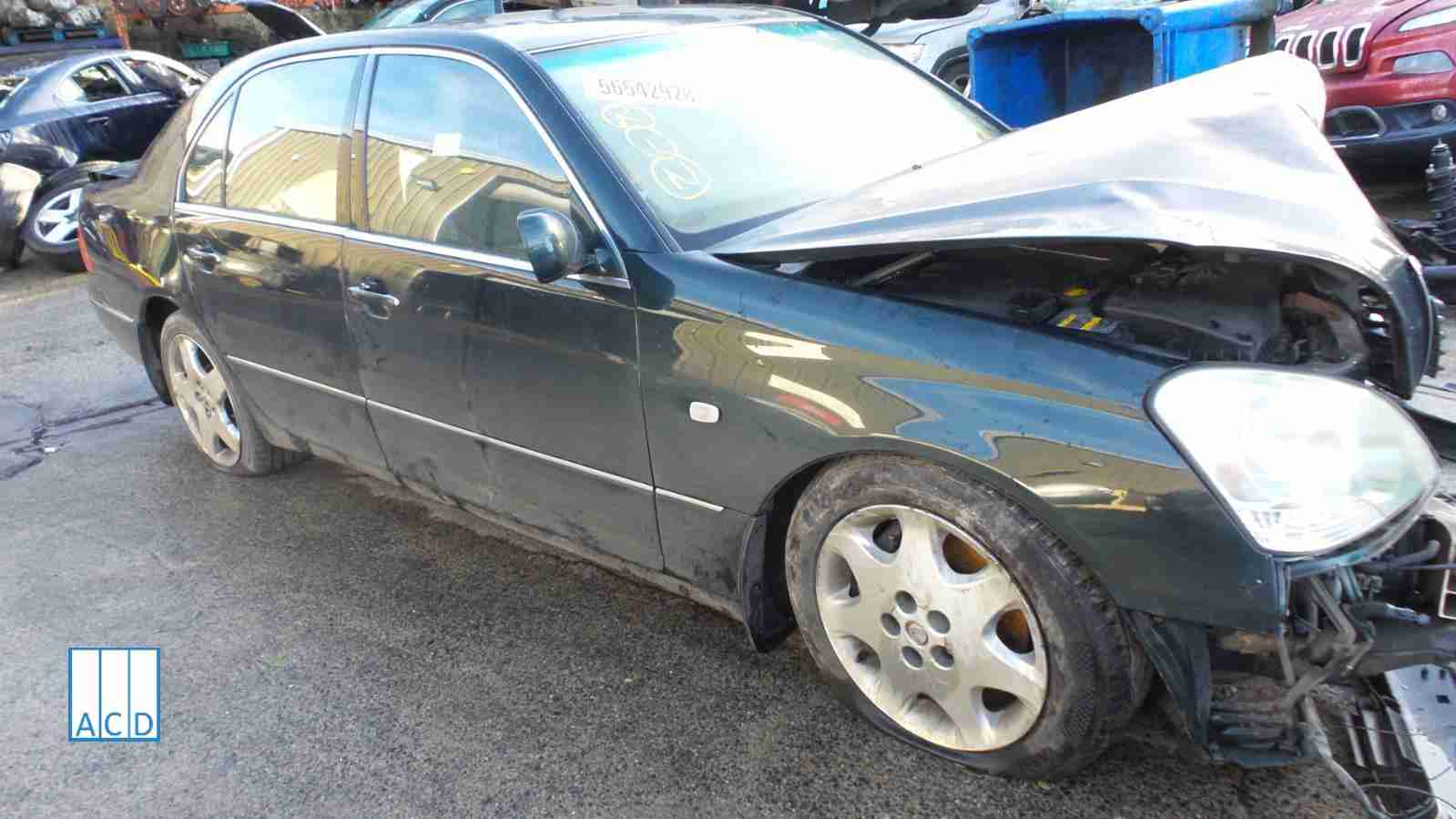 Lexus LS 430 Auto used parts